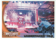 2010 WWE (Topps) Undertaker (No.73)