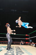 CMLL Martes Arena Mexico (April 26, 2016) 4
