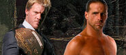 Shawn Michaels v Chris Jericho No Mercy 2008
