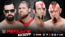 PB 2015 Tag Team Match