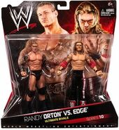 WWE Battle Packs 10 Edge & Randy Orton