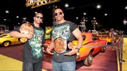 WrestleMania XXVII Axxess - Day 3 14