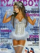 Playboy - January 2001 (Czech Republic)