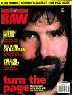 Raw Magazine February 2000