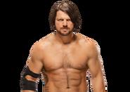 AJ Styles pro
