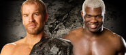 Christian vs Shelton Benjamin