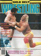 Gold Belt Wrestling - February 1988