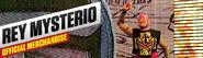 Rey Mysterio new merch