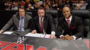 Michael Cole, JBL & Byron Saxton - February 8, 2016