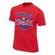 WrestleMania 32 Red Jersey T-Shirt