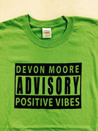 Devon Moore Advisory T-Shirt