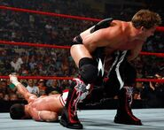 F4W - Bourne vs. Jericho2