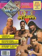 WCW Magazine - December 1993