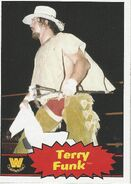 2012 WWE Heritage Trading Cards Terry Funk 105