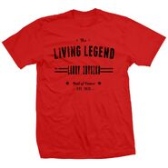 Larry Zbyszko Hall of Famer T-Shirt