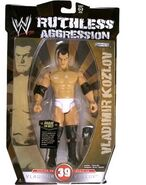 WWE Ruthless Aggression 39 Vladimir Kozlov
