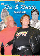 Roundtable with Ric Flair & Roddy Piper