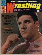 Wrestling Revue - August 1967