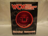 1998 WCW NWO Red Ornament