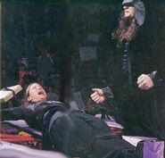 McMahon Undertaker Wedding