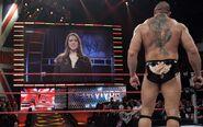 Raw 11-10-08 Batista and McMahon