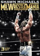 Shawn Michaels Mr. WrestleMania (DVD)