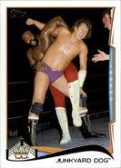 2014 WWE (Topps) Junkyard Dog 103