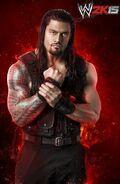 WWE 2K15 Roman Reigns