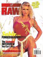 Raw Magazine November 1998