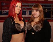 Stephie & Rachelle