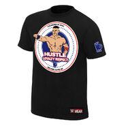 John Cena Hustle Loyalty Respect Youth Authentic T-Shirt