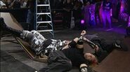 The Triangle Ladder Match 6