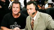 Michael Cole & Jerry Lawler