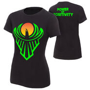 The New Day Power of Positivity Women's Authentic T-Shirt
