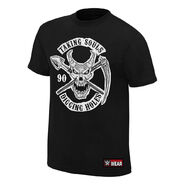 Undertaker Taking Souls and Digging Holes Youth Authentic T-Shirt