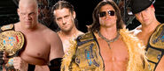 Kane and CM Punk v Miz and Morrison Judgment Day 2008