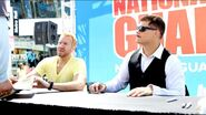SummerSlam 2013 Axxess day 1.11