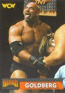 1999 WCW-nWo Nitro (Topps) Goldberg 4