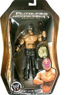 WWE Ruthless Aggression 22 Rey Mysterio