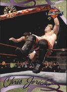 2004 WWE Divas 2005 (Fleer) Chris Jericho 67