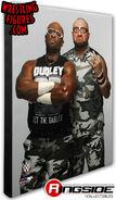 Dudley Boyz - WWE 16x20 Canvas Print
