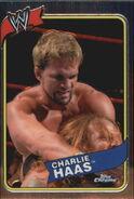 2008 WWE Heritage III Chrome Trading Cards Charlie Haas 24