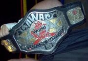 AWA World Tag Team Champions (black)