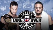 Takeover 8 Finn Bálor v Samoa Joe