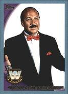 2010 WWE (Topps) Gene Okerlund 99