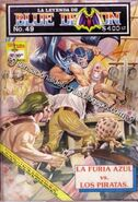 La Leyenda de Blue Demon 49