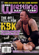 Pro Wrestling Illustrated - August 2010