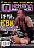 Pro Wrestling Illustrated - August 2010