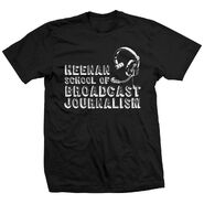 Broadcast Journalism T-Shirt