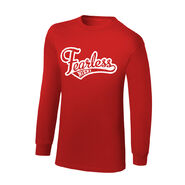 Nikki Bella Stay Fearless Youth Long Sleeve T-Shirt